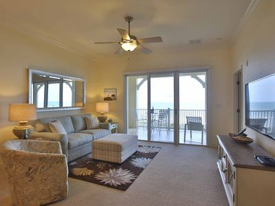 Photo for Spectacular Oceanfront Condo at Cinnamon Beach 743 ! Summer deals !!