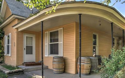 Photo for 2BR HOUSE IN DOWNTOWN WALLA WALLA! DOG FRIENDLY (NO PET FEE!)
