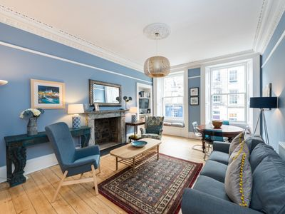 Photo for Newly Renovated Broughton Street Apartment- Sleeps 6