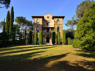 Photo for Parco del Principe - luxury 8 bedrooms serviced villa - Travel Keys