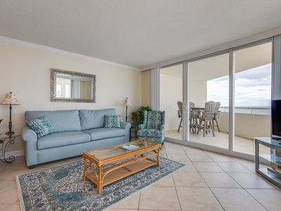 Photo for Beach-front Condo at Perdido Sun, Indoor and Outdoor Pool Hot Tub