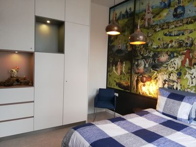 Photo for Apartement By Bosch in a quiet neighborhood in the heart of Den Bosch