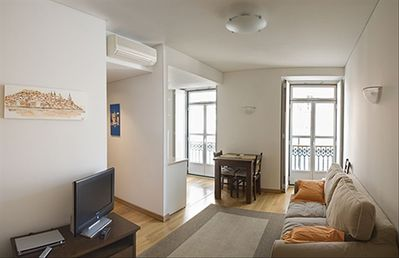 Photo for Central Apartment in  Historic Lisbon  (Chiado)