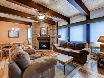 Photo for Perfect Family Space, Lots of Room -Pool/HotTub/Shuttle- Discount Lift Tickets