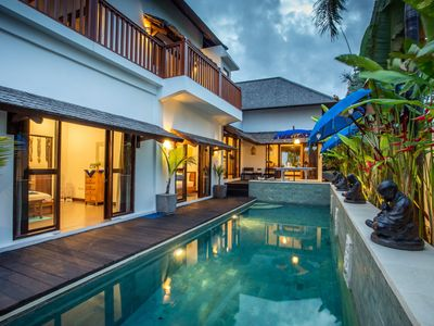 Photo for Newly Built 4 Bedroom Villa in Canggu;