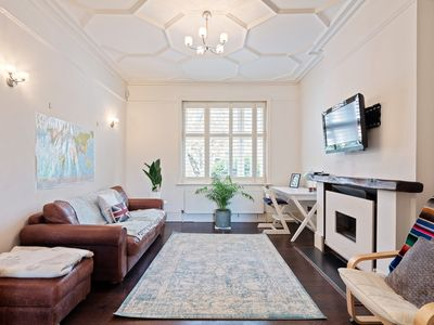 Photo for Spacious Designer 3 Bed 2 Bath Apartment with Wooden Flooring in Maida Vale