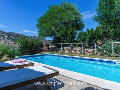 Photo for 4BR Villa Vacation Rental in Domus de Maria, DM
