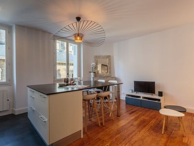 Photo for YOUCCA // ANCOLIE Apartment close to the beaches in Biarritz