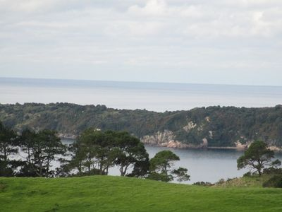 Photo for Cove Vista. Expansive ocean and rural views