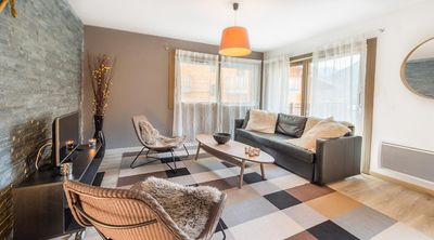 Photo for Modern and cozy luxury apartment, close to the center and the ski lifts