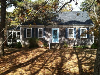 Photo for 0.4 Mi To Beach, 4 Bedroom, 2 Bath, Screened Porch, Deck, Outdoor Shower, A/c.