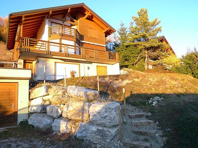 Photo for House in Crans-Montana with Parking, Internet, Washing machine, Balcony (46231)