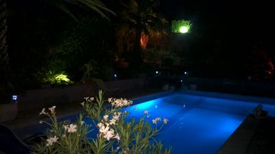 Photo for Fréjus villa with private pool 8 pers