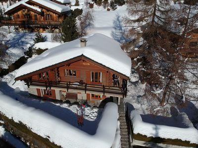 Photo for Family chalet located in a quiet area, close to the bus stop