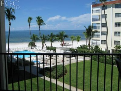 Photo for Ft. Myers Beach,Estero Beach Club,oceanfront, oceanview, best pool on beach