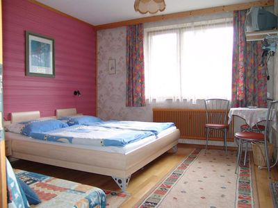 "Photo for Double Room - Pension ""Haus Mölltalleit'n"""
