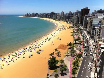 Photo for Daily summer promotion R $ 350,00 - Cinema view orla Praia da Costa