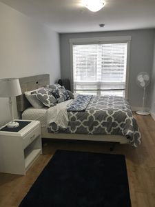 Master bed room -queen size bed