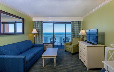 Photo for *OCEANFRONT RESORT W/ POOLS & WATERSLIDES! OUR BEACH SUITE IS WAITING FOR YOU!*