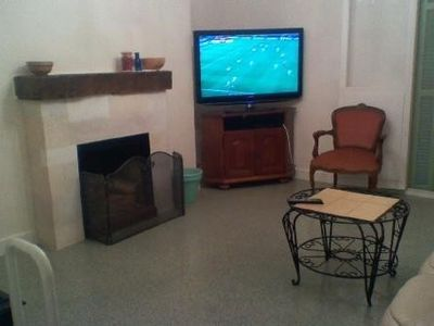 Photo for Remade apartment has nine ideally located in the city center of Bastia