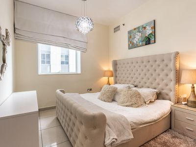 Photo for Luxury 1BR In Marina! Close to Tram station