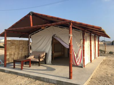 Photo for Tented Camp - Standard tent
