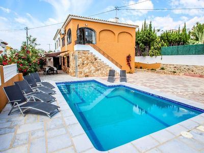Photo for Basetes - holiday home with private swimming pool in Calpe