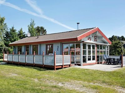 Photo for Vacation home Boeslum Strand in Ebeltoft - 6 persons, 3 bedrooms