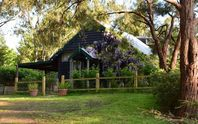 lovely cottage in a serine location!