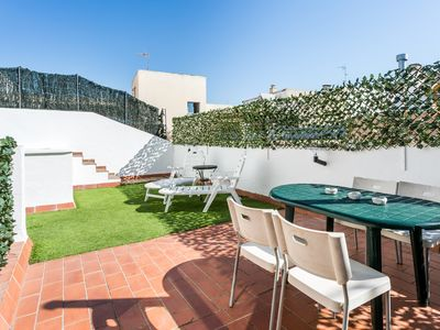 Photo for Duplex with pool (exclusive of the apartment) and large terrace in the center of Seville