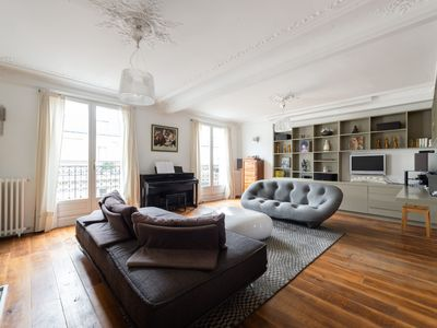 Photo for Rue des Belles Feuilles by onefinestay