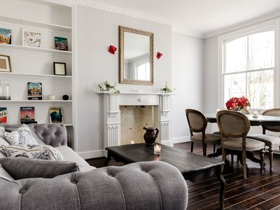 Photo for Stunning 2 bed flat near Portobello
