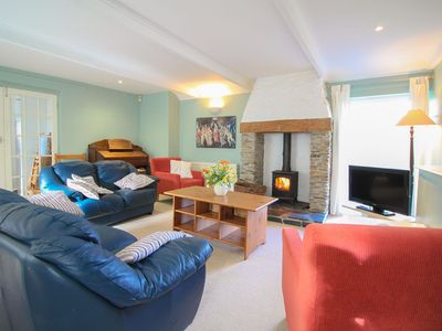 Photo for Crugsillick Court - sleeps 5 guests  in 3 bedrooms
