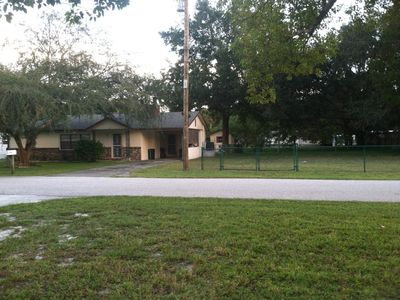 Weeki Wachee Canal Home, Enjoy the River and Gulf of Mexico