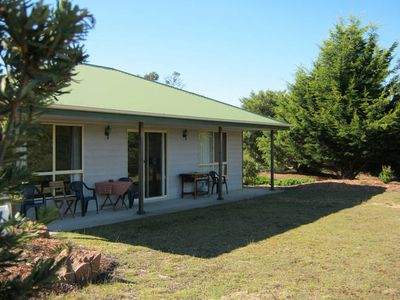 "Photo for ""Shucker's Cottage""  centrally situated on Freycinet & very private,min 3 night"