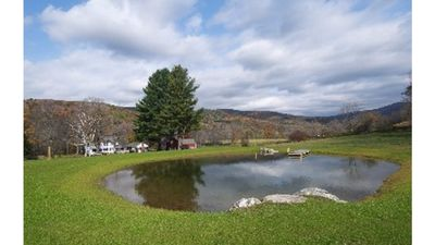 Photo for Hidden Pond Farm 300 Acre  Paradise directly on Famed Batten Kill River