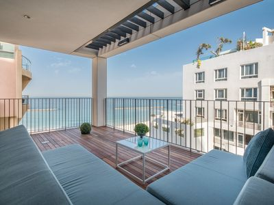 Photo for Front of Beach - Luxurious residence