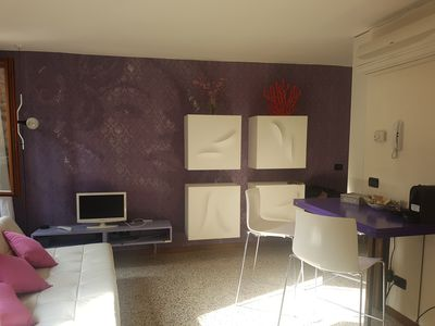 Photo for Apartment just a few meters from Piazza San Marco