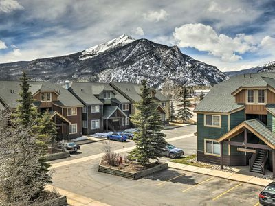Photo for Frisco Condo w/ Balcony - Walk to Lake Dillon!