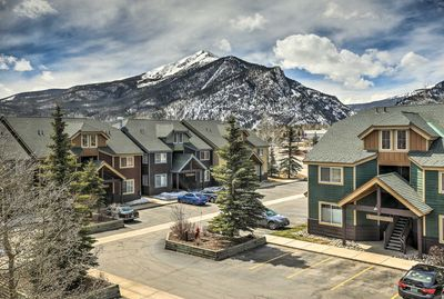 Keystone, Breck, and Copper are all just a short drive away!