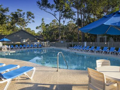 Photo for A STEAL ! Huge reduction - Beautiful, family friendly resort with golf package