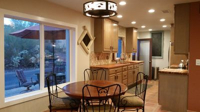 Photo for One Level Comfy Clean Cave Creek Condo - Walkable Quiet Side Road to Town Center