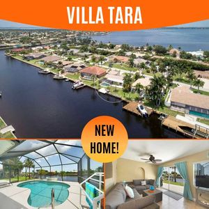 Photo for 46% OFF! - SWFL Rentals - Villa Tara - 3/3 Home on Intersecting Canals with Sailboat Access