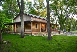 Photo for 1BR Cabin Vacation Rental in Elmdale, Kansas