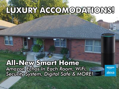 Photo for Comfortable & Clean 2-bedroom Home W/Awesome Amenities