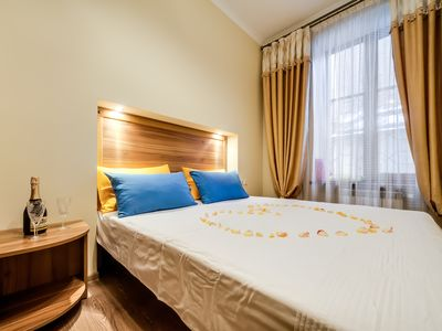 Photo for Luxurious Apartment♥Parking♥Balcony♥5 min to the City centre