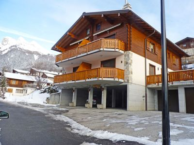 Photo for Cosy apartment for 4 guests with TV, balcony and parking