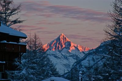 Fantastic Views of the Alps!!!