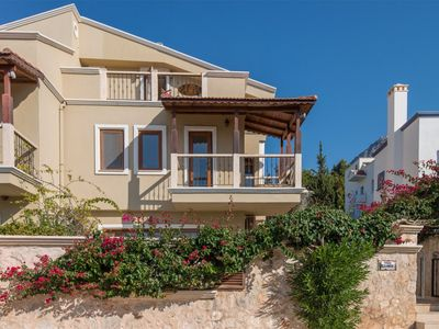Photo for Villa Oleander, fantastic central location, 10 min stroll to Kalkan centre