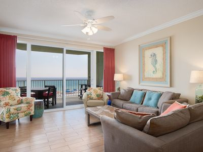 Photo for Luxurious Condo At The Boardwalk - Low Floor - Amazing Views